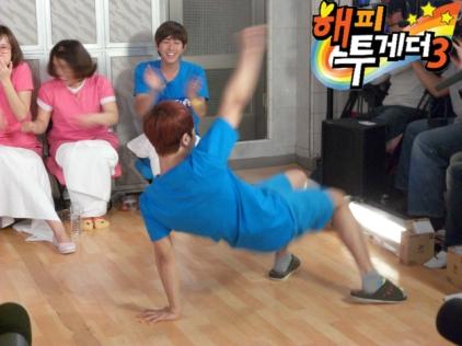 Algunos de los Show  Kikwang-happy-together