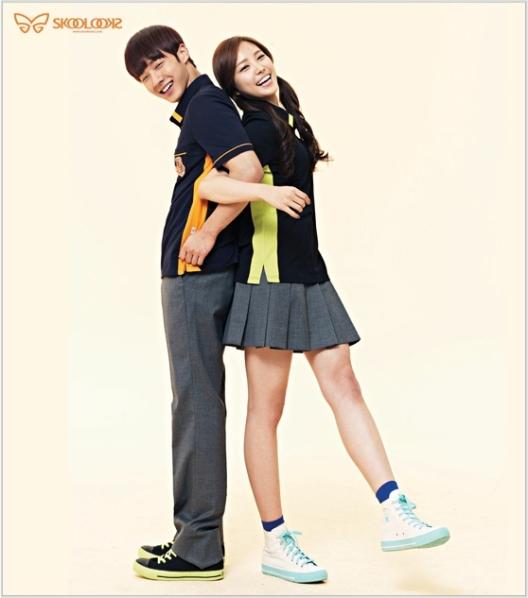 [ صور ] صور B2ST مع A PINK لـ Skool Looks !! 618606093
