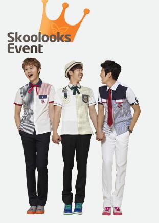 [ صور ] صور B2ST مع A PINK لـ Skool Looks !! 618608651