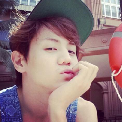 @yysbeast: Nice weather nice feeling nice B2UTY, oing?? Nyangstagram explodes when i went overseas
