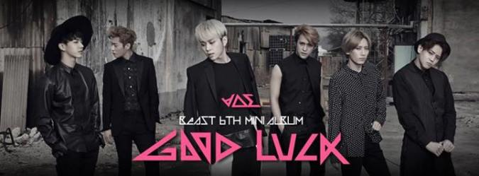 beast good luck fb cover update